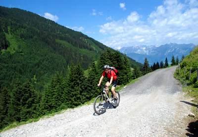 Mach es: Einmal selbst mit dem Fahrrad über die Alpen fahren - die Via Claudia Transalp