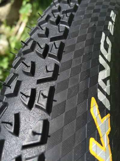 Continental Race King Test - das ist das Profil des MTB Reifen