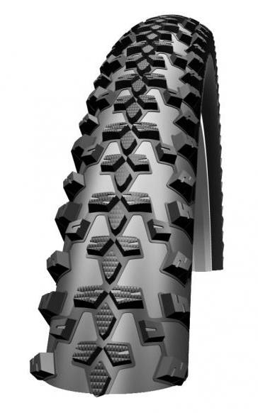 Schwalbe Smart Sam Test - so schaut der Reifen aus