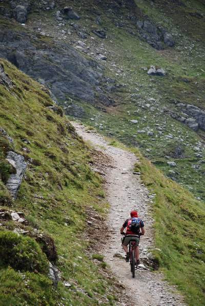 MTB Transalp Alpencross. Der Traum zum Mountainbiken