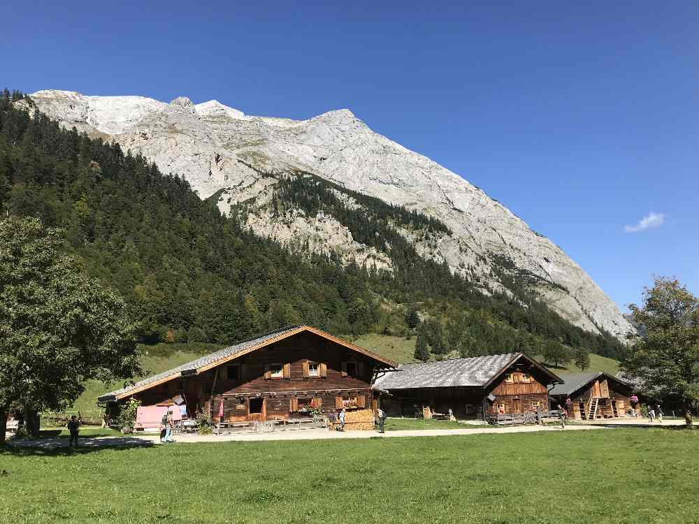 Alpencross - mit dem Mountainbike Transalp fahren