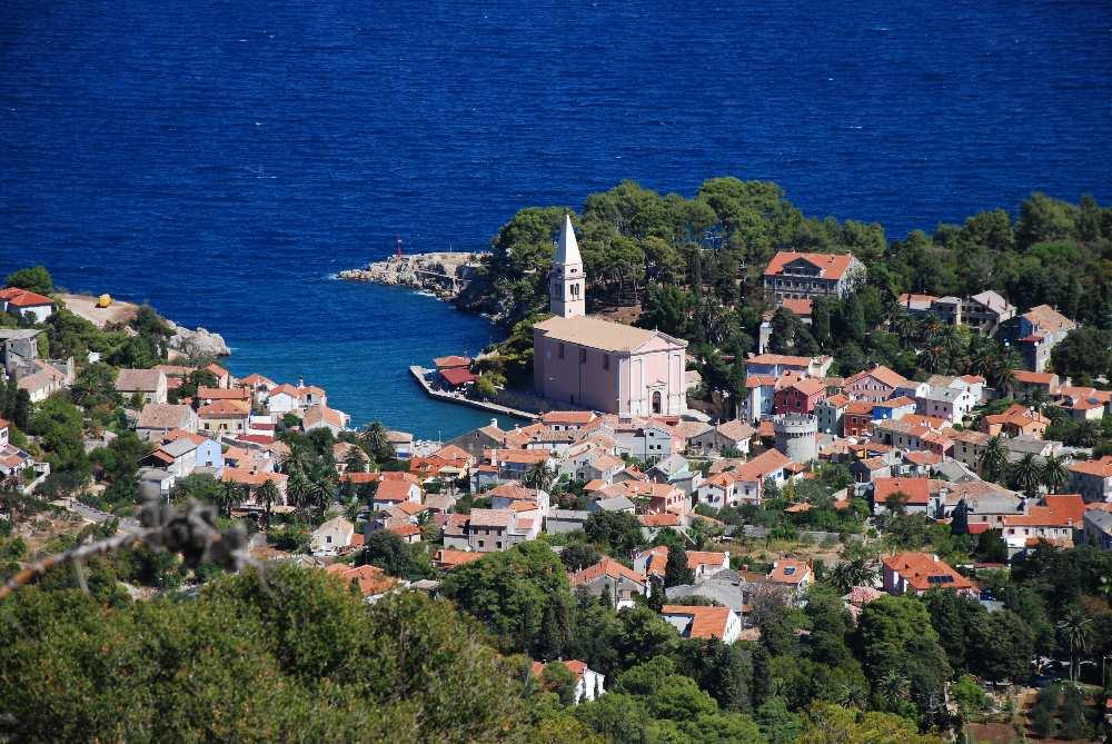 MTB Kroatien - mountainbiken am Meer und in der Natur