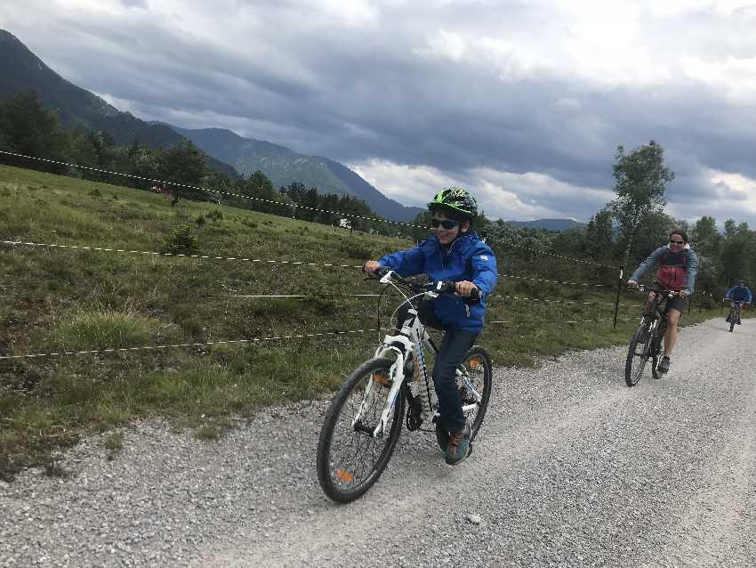Mountainbike Urlaub Deutschland mit Kindern