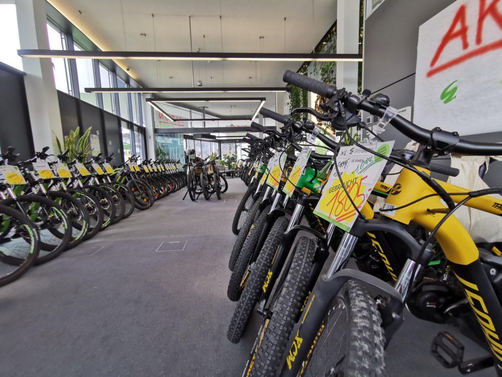 gebrauchtes E-Bike kaufen oder fabrikneu? Such dir dein Traumbike aus